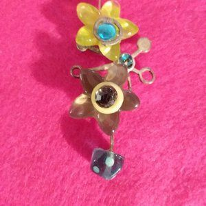 Necklace - Floral